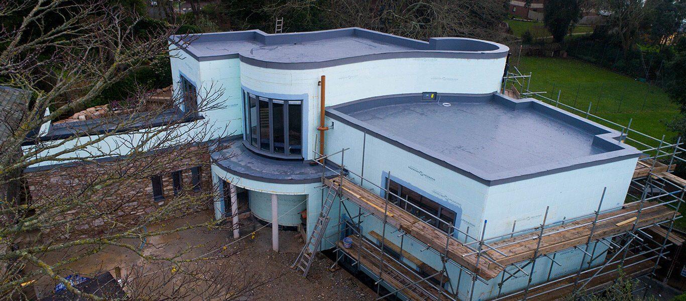 Insulated Concrete Formwork