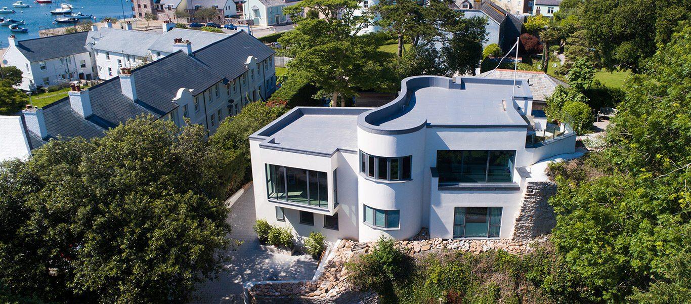 Eco houses self Build